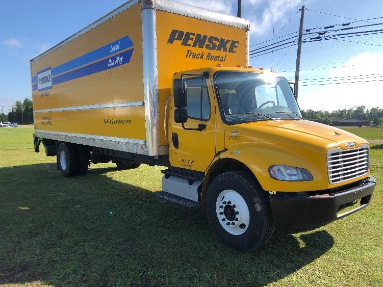 Medium Duty Box Truck-Light and Medium Duty Trucks-Freightliner-2014-M2-DOTHAN-AL-200,443 miles-$36,500
