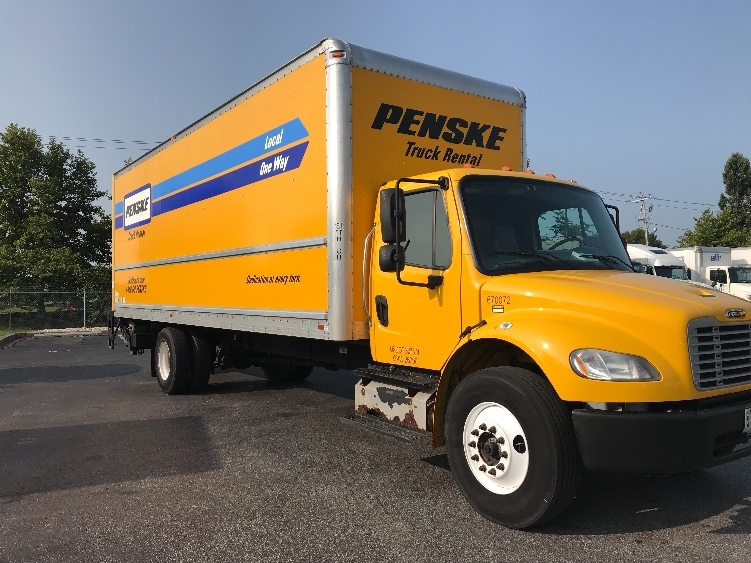 Medium Duty Box Truck-Light and Medium Duty Trucks-Freightliner-2014-M2-NEW CASTLE-DE-182,056 miles-$36,250
