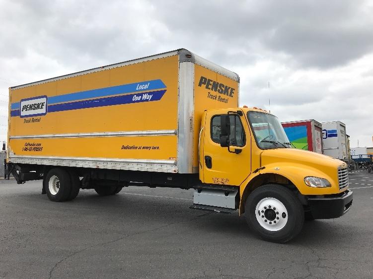 Medium Duty Box Truck-Light and Medium Duty Trucks-Freightliner-2014-M2-NASHVILLE-TN-190,899 miles-$36,750