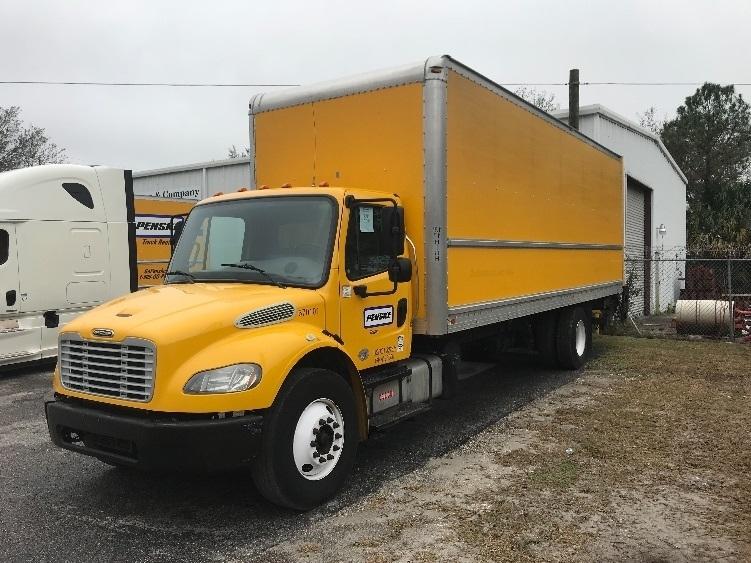 Medium Duty Box Truck-Light and Medium Duty Trucks-Freightliner-2014-M2-TAMPA-FL-119,458 miles-$49,250