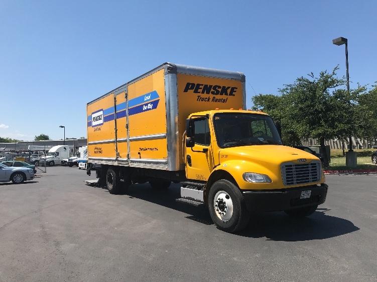 Medium Duty Box Truck-Light and Medium Duty Trucks-Freightliner-2014-M2-AUSTIN-TX-123,224 miles-$54,000
