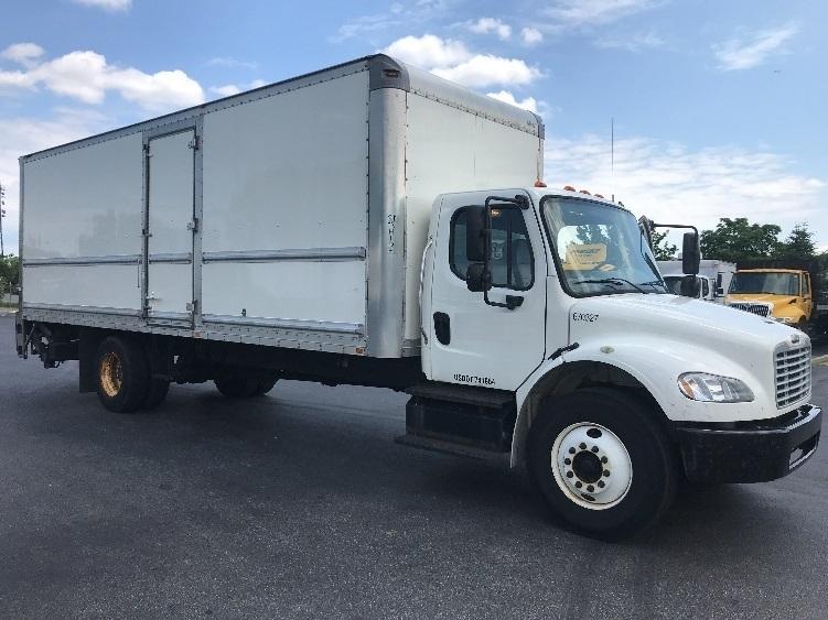 Medium Duty Box Truck-Light and Medium Duty Trucks-Freightliner-2014-M2-NEW CASTLE-DE-103,524 miles-$45,500