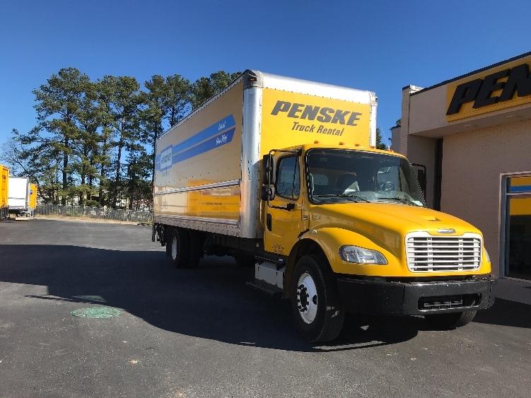 Medium Duty Box Truck-Light and Medium Duty Trucks-Freightliner-2014-M2-SPARTANBURG-SC-191,272 miles-$36,750