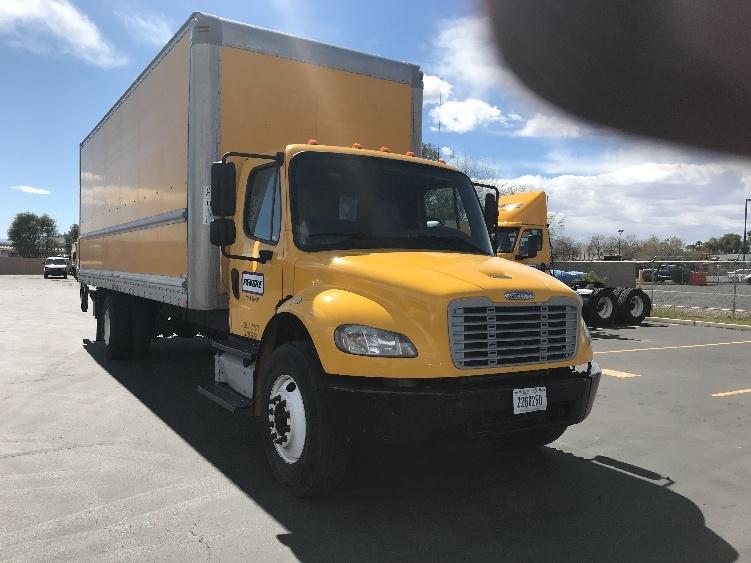 Medium Duty Box Truck-Light and Medium Duty Trucks-Freightliner-2014-M2-LAS VEGAS-NV-182,568 miles-$39,250
