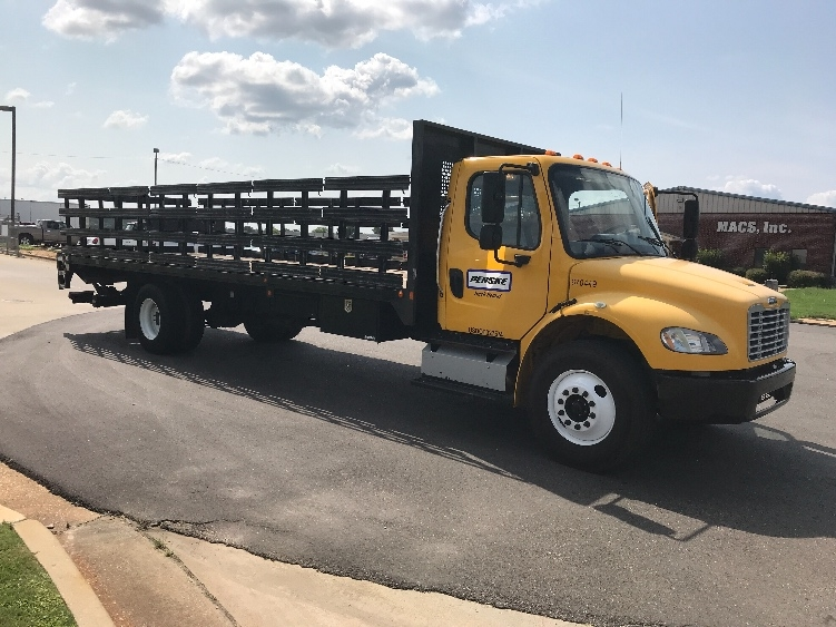 Flatbed Truck-Light and Medium Duty Trucks-Freightliner-2014-M2-MONTGOMERY-AL-127,400 miles-$54,500