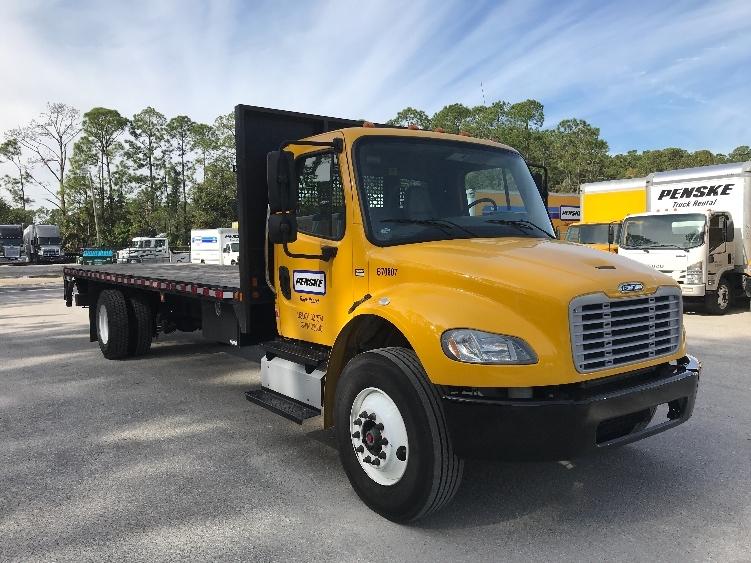Used Light And Medium Duty Trucks Trucks In Fl For Sale Penske