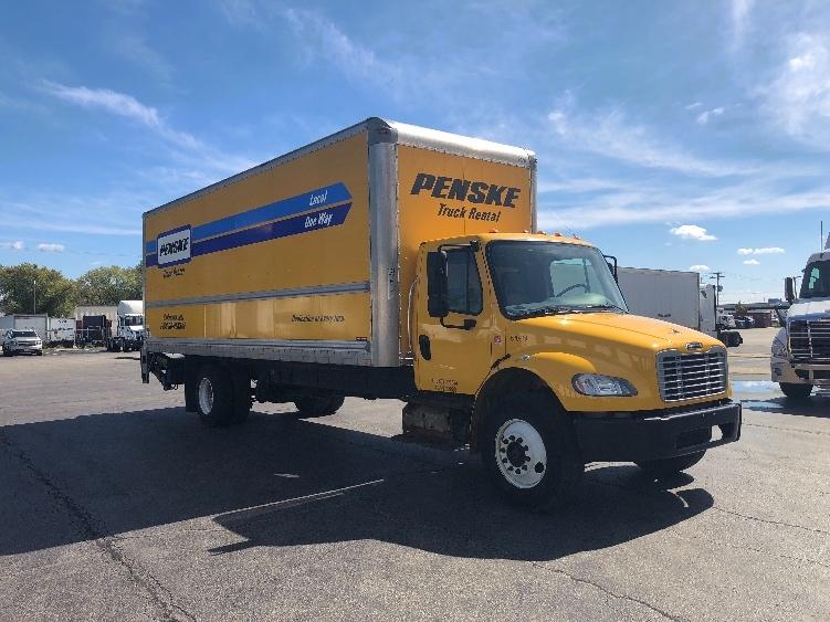 Medium Duty Box Truck-Light and Medium Duty Trucks-Freightliner-2014-M2-SOUTH HOLLAND-IL-163,756 miles-$40,500
