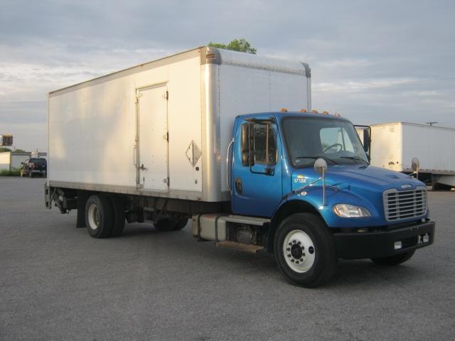 Medium Duty Box Truck-Light and Medium Duty Trucks-Freightliner-2014-M2-FORT WAYNE-IN-160,656 miles-$34,000