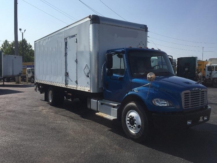 Medium Duty Box Truck-Light and Medium Duty Trucks-Freightliner-2014-M2-INDIANAPOLIS-IN-134,321 miles-$30,000