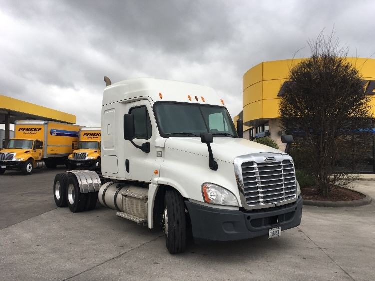 Sleeper Tractor-Heavy Duty Tractors-Freightliner-2014-Cascadia 12564ST-HOUSTON-TX-336,565 miles-$55,500