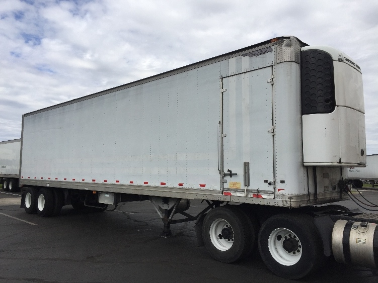 Reefer Trailer-Semi Trailers-Great Dane-2007-Trailer-SAN ANTONIO-TX-545,899 miles-$11,250