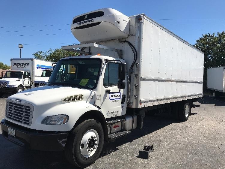 Reefer Truck-Light and Medium Duty Trucks-Freightliner-2014-M2-ORLANDO-FL-164,205 miles-$43,500