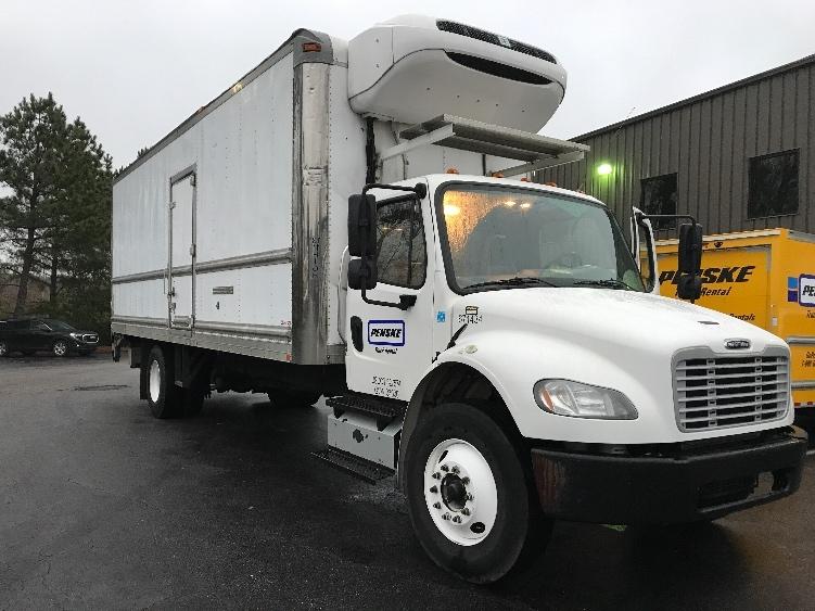 Reefer Truck-Light and Medium Duty Trucks-Freightliner-2014-M2-MEBANE-NC-157,453 miles-$42,500