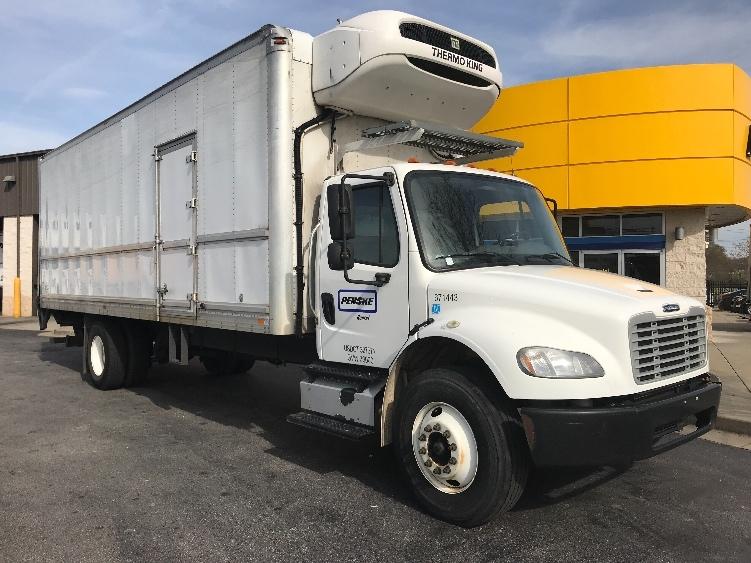 Reefer Truck-Light and Medium Duty Trucks-Freightliner-2014-M2-GREENVILLE-SC-253,535 miles-$34,000