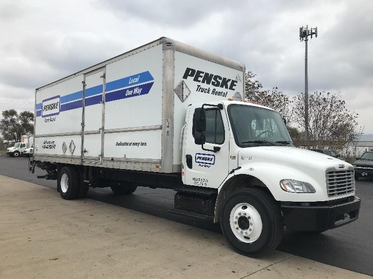 Medium Duty Box Truck-Light and Medium Duty Trucks-Freightliner-2014-M2-ELKHART-IN-170,123 miles-$37,500