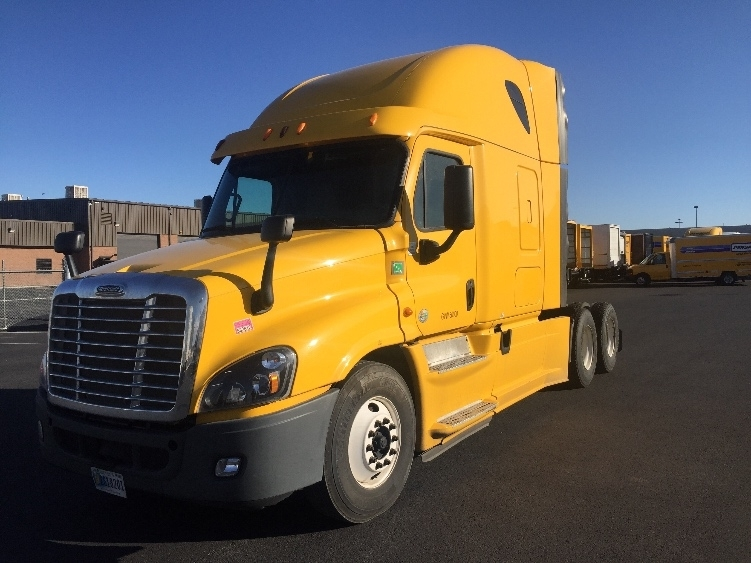 Sleeper Tractor-Heavy Duty Tractors-Freightliner-2014-Cascadia 12564ST-LAS VEGAS-NV-408,469 miles-$57,500
