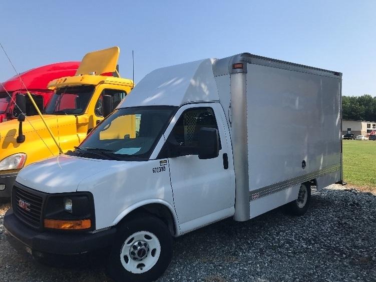 Light Duty Box Truck-Light and Medium Duty Trucks-GMC-2013-Savana G33503-MEBANE-NC-154,063 miles-$15,750
