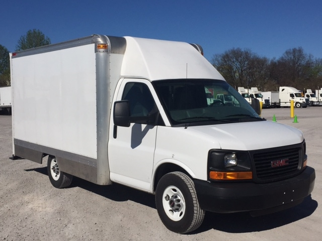 Light Duty Box Truck-Light and Medium Duty Trucks-GMC-2013-Savana G33503-SMYRNA-TN-122,315 miles-$18,500