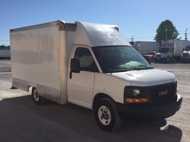 Light Duty Box Truck-Light and Medium Duty Trucks-GMC-2013-Savana G33503-SMYRNA-TN-186,976 miles-$13,000