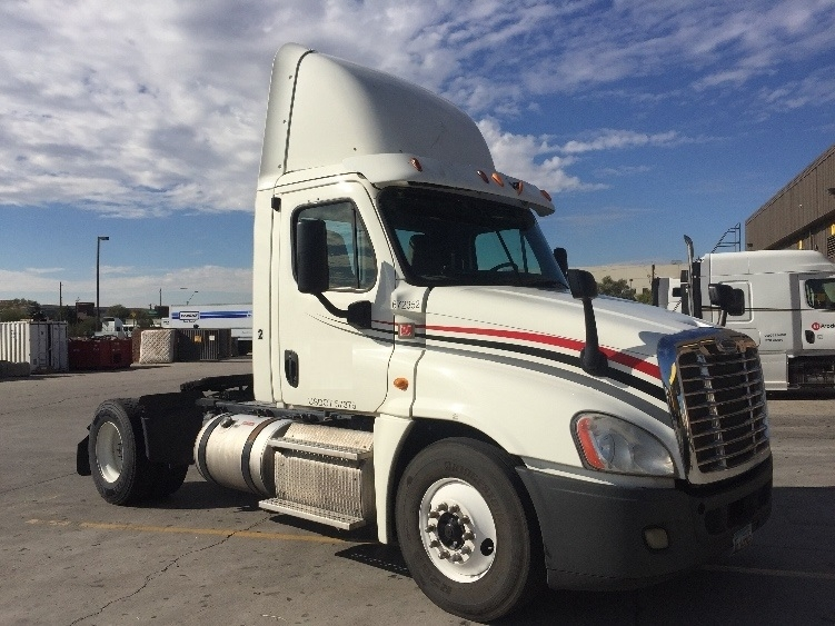 Day Cab Tractor-Heavy Duty Tractors-Freightliner-2014-Cascadia 12542ST-PHOENIX-AZ-770,502 miles-$28,250