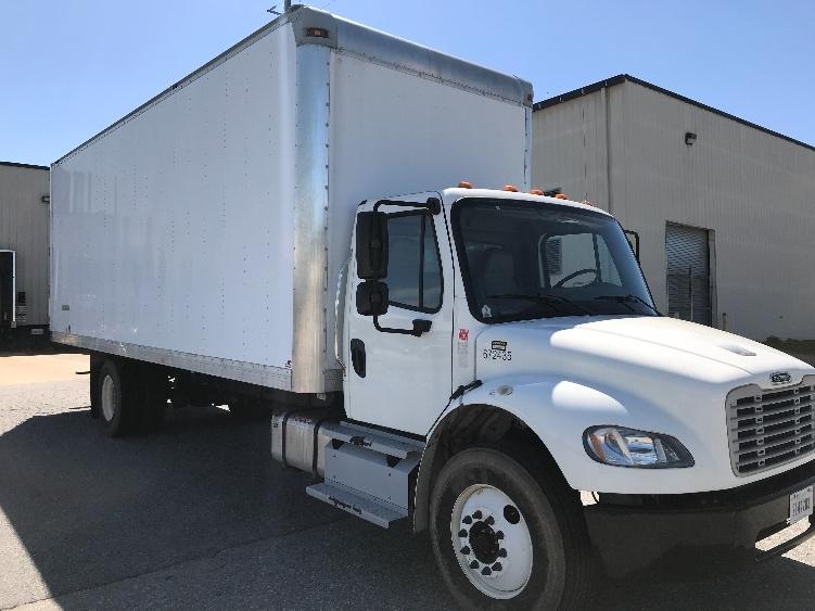Medium Duty Box Truck-Heavy Duty Tractors-Freightliner-2014-M2-LAGRANGE-GA-53,290 miles-$56,000