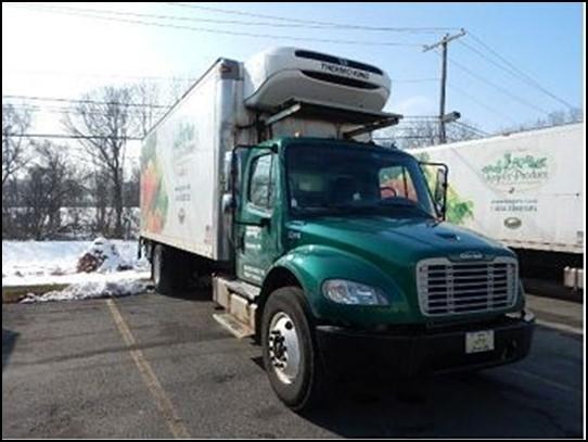 Reefer Truck-Light and Medium Duty Trucks-Freightliner-2014-M2-LANCASTER-PA-286,561 miles-$22,250