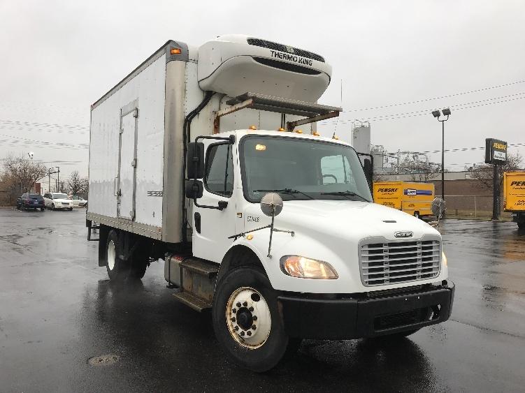 Reefer Truck-Light and Medium Duty Trucks-Freightliner-2014-M2-TORONTO-ON-224,030 km-$49,750