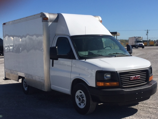 Light Duty Box Truck-Light and Medium Duty Trucks-GMC-2013-Savana G33503-SMYRNA-TN-115,039 miles-$19,000