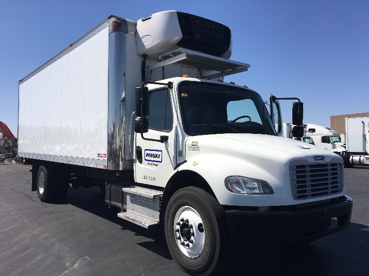 Reefer Truck-Light and Medium Duty Trucks-Freightliner-2014-M2-LAS VEGAS-NV-115,344 miles-$45,250