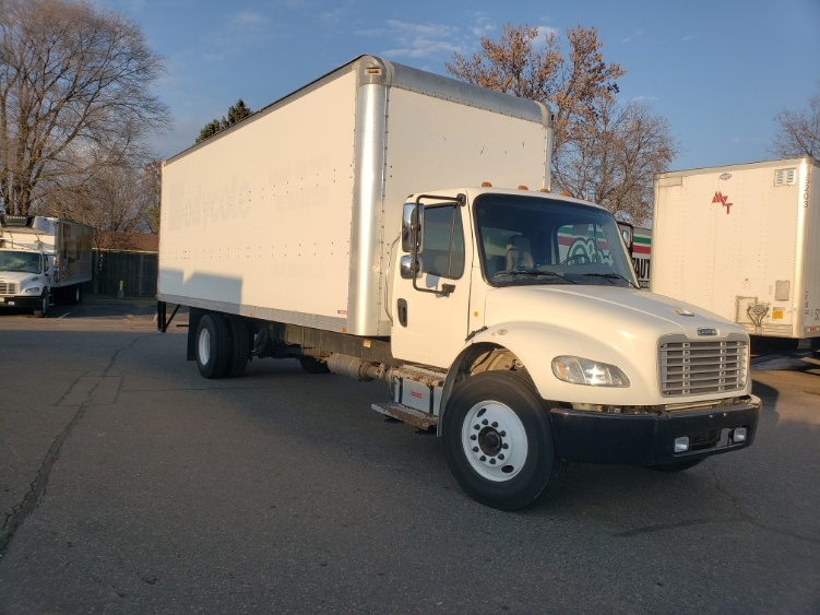 Medium Duty Box Truck-Light and Medium Duty Trucks-Freightliner-2014-M2-BROOKLYN PARK-MN-139,095 miles-$33,500