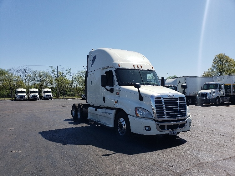 Sleeper Tractor-Heavy Duty Tractors-Freightliner-2014-Cascadia 12564ST-LOUISVILLE-KY-641,461 miles-$47,500