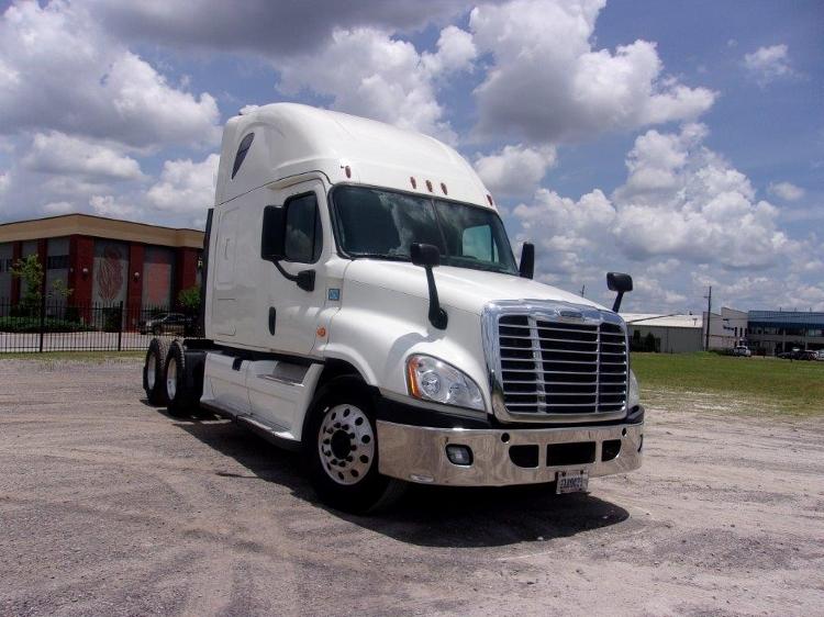 Sleeper Tractor-Heavy Duty Tractors-Freightliner-2014-Cascadia 12564ST-BIRMINGHAM-AL-628,553 miles-$35,500