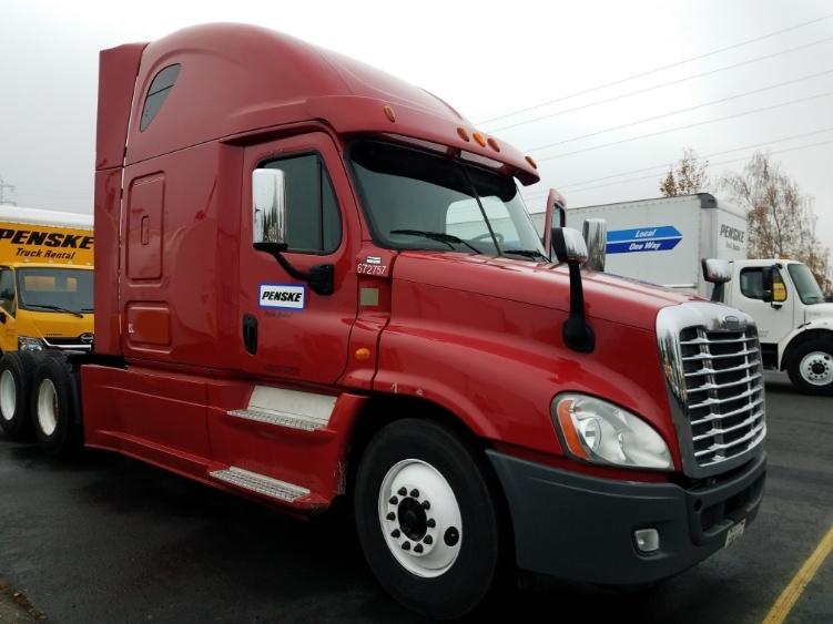 Sleeper Tractor-Heavy Duty Tractors-Freightliner-2014-Cascadia 12564ST-WILSONVILLE-OR-510,097 miles-$46,750