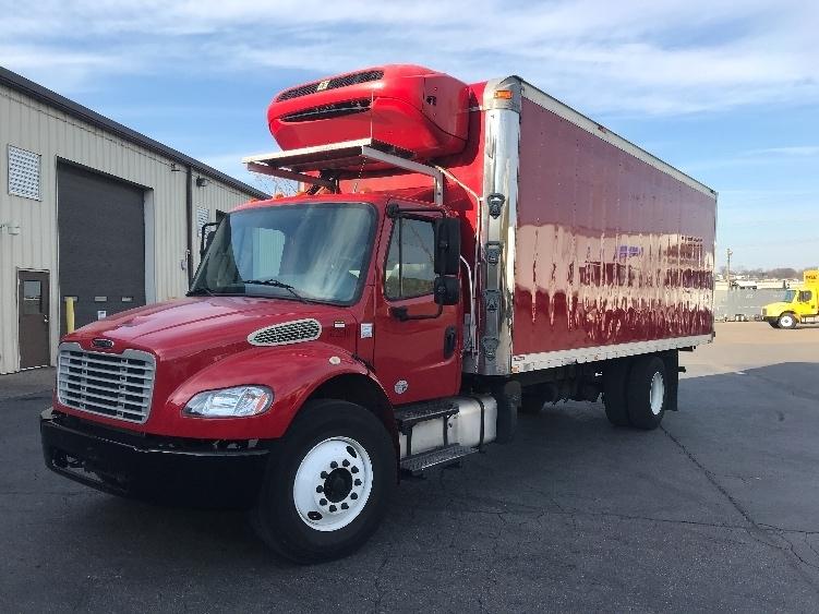 Reefer Truck-Light and Medium Duty Trucks-Freightliner-2014-M2-SMYRNA-TN-88,689 miles-$54,750