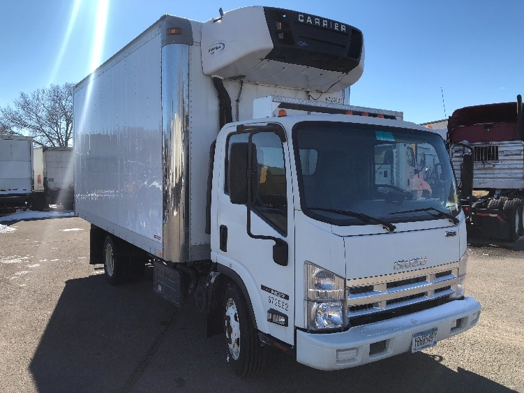 Reefer Truck-Light and Medium Duty Trucks-Isuzu-2013-NQR-BROOKLYN PARK-MN-19,712 miles-$41,500