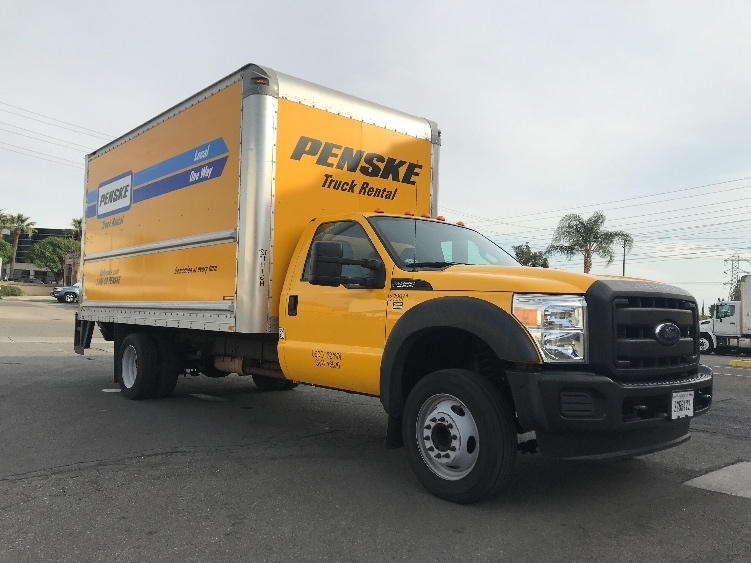 Medium Duty Box Truck-Light and Medium Duty Trucks-Ford-2013-F450-TORRANCE-CA-73,970 miles-$26,750