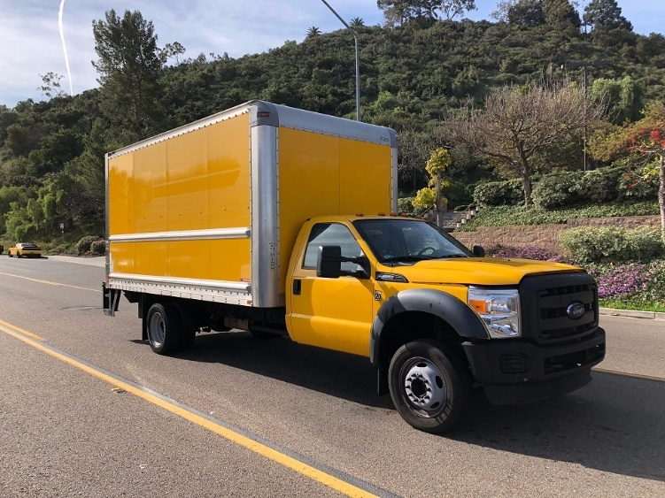 Medium Duty Box Truck-Light and Medium Duty Trucks-Ford-2013-F450-TORRANCE-CA-82,362 miles-$26,000