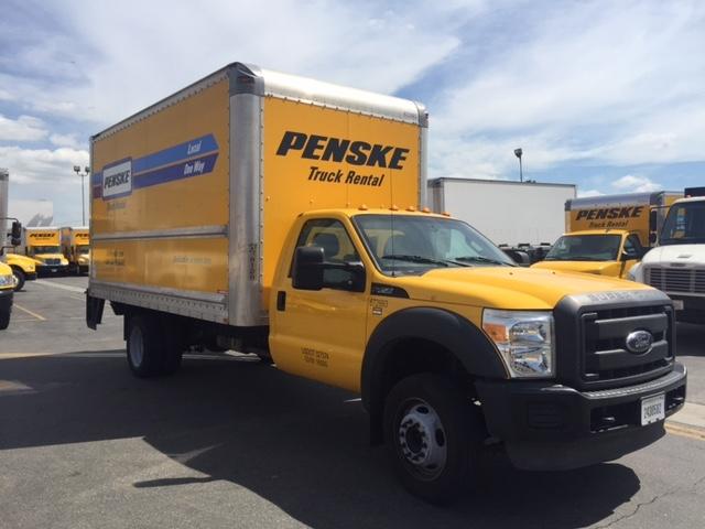 Medium Duty Box Truck-Light and Medium Duty Trucks-Ford-2013-F450-CITY OF INDUSTRY-CA-86,858 miles-$27,500