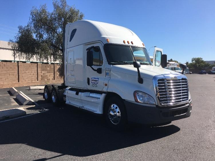 Sleeper Tractor-Heavy Duty Tractors-Freightliner-2014-Cascadia 12564ST-PHOENIX-AZ-436,577 miles-$55,000