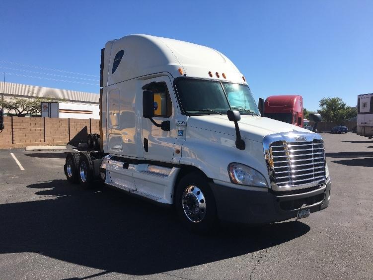 Sleeper Tractor-Heavy Duty Tractors-Freightliner-2014-Cascadia 12564ST-PHOENIX-AZ-447,000 miles-$59,500