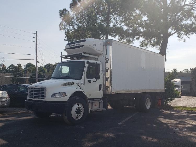 Reefer Truck-Light and Medium Duty Trucks-Freightliner-2014-M2-HOMEWOOD-AL-343,935 miles-$13,000