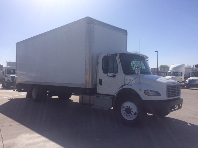 Medium Duty Box Truck-Light and Medium Duty Trucks-Freightliner-2014-M2-PHOENIX-AZ-200,586 miles-$41,500