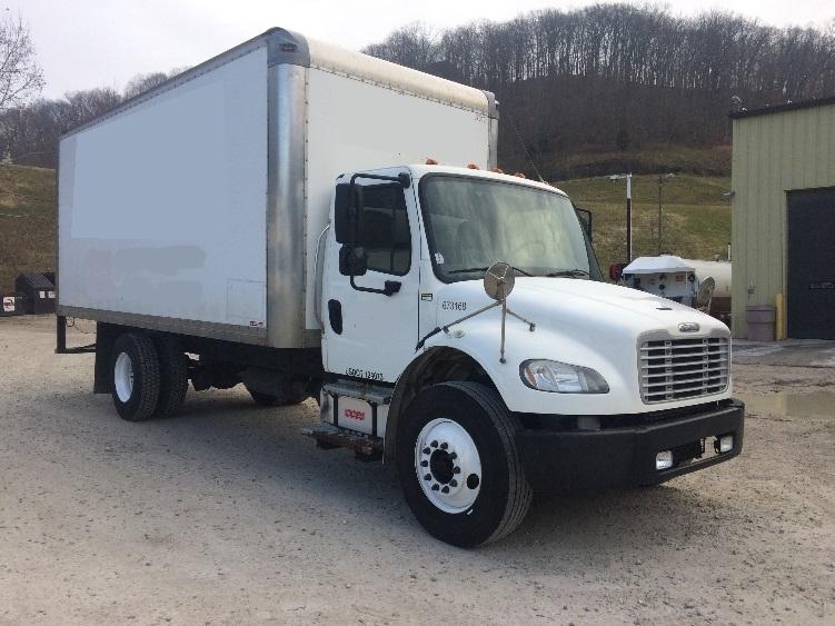 Medium Duty Box Truck-Light and Medium Duty Trucks-Freightliner-2014-M2-HUNTINGTON-WV-383,027 miles-$28,250