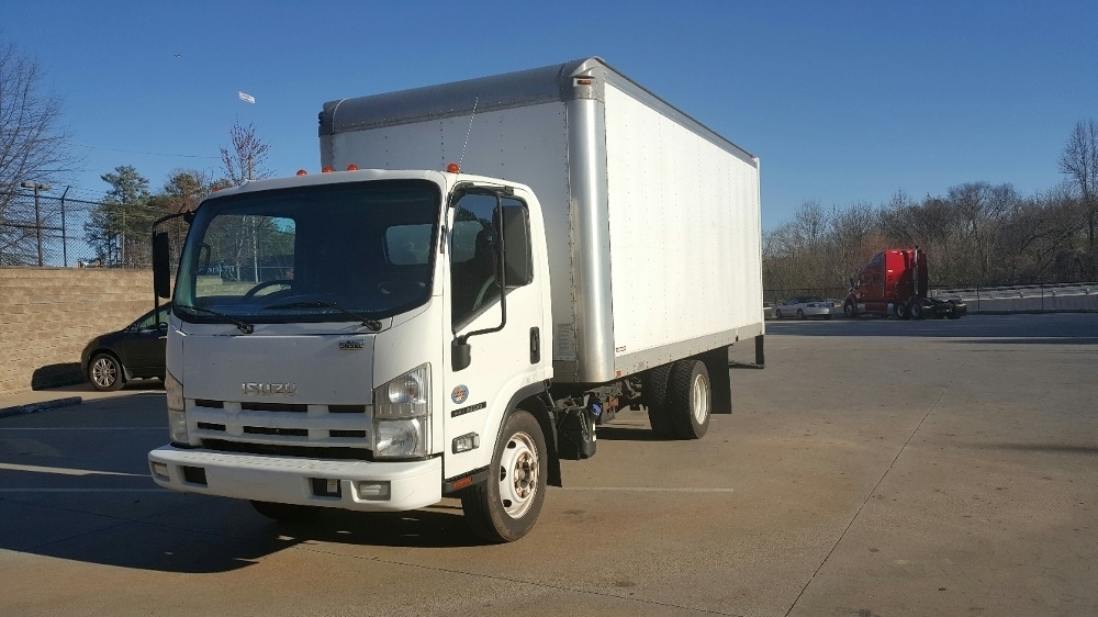 Medium Duty Box Truck-Light and Medium Duty Trucks-Isuzu-2013-NQR-KENNESAW-GA-268,606 miles-$23,000
