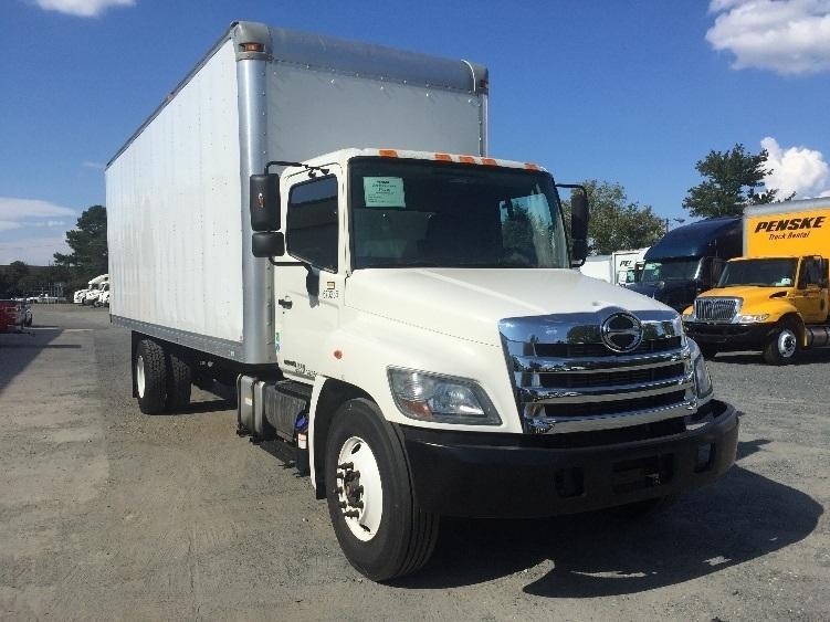Medium Duty Box Truck-Light and Medium Duty Trucks-Hino-2014-338-CHARLOTTE-NC-149,323 miles-$40,750