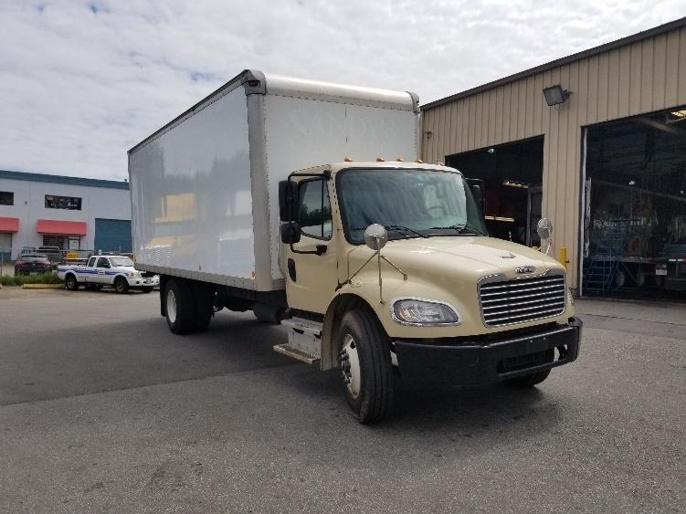 Medium Duty Box Truck-Light and Medium Duty Trucks-Freightliner-2014-M2-BURNABY-BC-159,003 km-$58,500