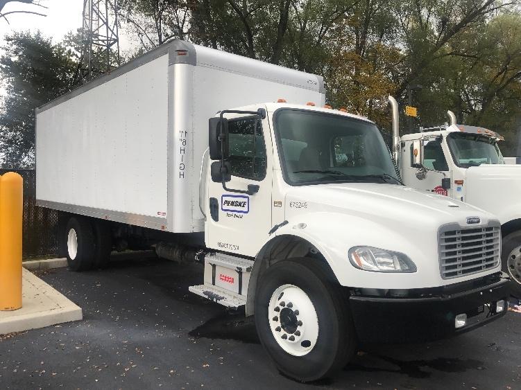 Medium Duty Box Truck-Light and Medium Duty Trucks-Freightliner-2014-M2-PITTSBURGH-PA-103,489 miles-$39,750