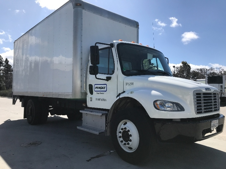 Medium Duty Box Truck-Light and Medium Duty Trucks-Freightliner-2014-M2-WEST SACRAMENTO-CA-62,552 miles-$51,500