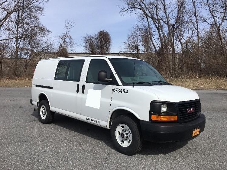 Cargo Van (Panel Van)-Light and Medium Duty Trucks-GMC-2013-Savana G33405-ALBANY-NY-74,546 miles-$19,000
