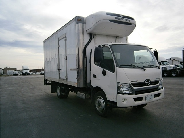 Reefer Truck-Light and Medium Duty Trucks-Hino-2013-195-MISSISSAUGA-ON-175,485 km-$38,500